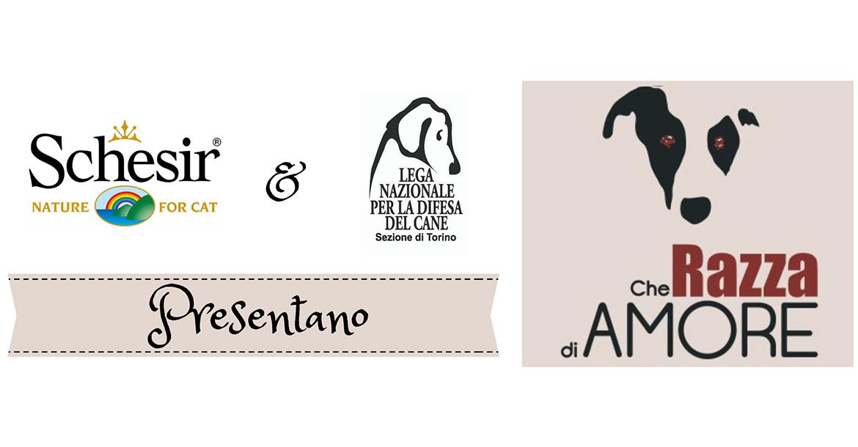 Schesir con Cartman Edizioni per La lega nazionale per la Difesa del Cane, Schesir