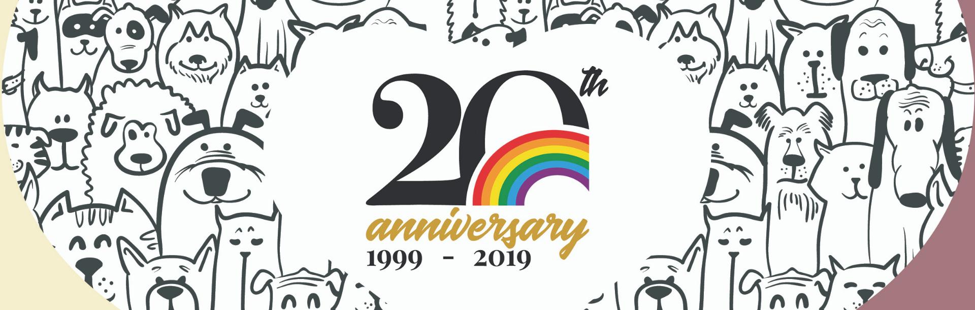 20 anni di solidarietà Schesir!, Schesir