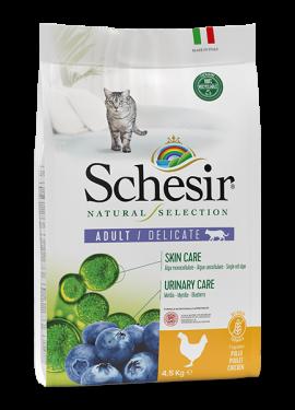 Natural Selection Adult: crocchette per gatti adulti, Schesir - Alimenti Naturali Per Cani E Gatti