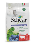 , Natural dry food for cats – Delicate Adult Rich in Beef 4.5 kg bag, Schesir - Natural Food For Dogs And Cats