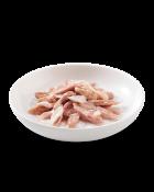 , Cibo umido per gatti adulti con pesce – Tonnetto con spigola busta 50 g, Schesir - Alimenti Naturali Per Cani E Gatti