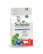 , Natural dry food for cats – Delicate Adult Rich in Beef 350 g bag, Schesir - Natural Food For Dogs And Cats
