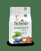 , Crocchette naturali per gatti sterilizzati – Sterilized Ricco in tacchino sacco 350 g, Schesir - Alimenti Naturali Per Cani E Gatti