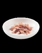 , Cibo umido per gatti – Tonnetto con filetti di manzo lattina 140 g, Schesir - Alimenti Naturali Per Cani E Gatti