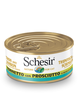 , Schesir Broth, umido per gatti in brodo, Schesir - Alimenti Naturali Per Cani E Gatti