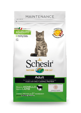 , Original Adult Cat Line, Schesir - Natural Food For Dogs And Cats
