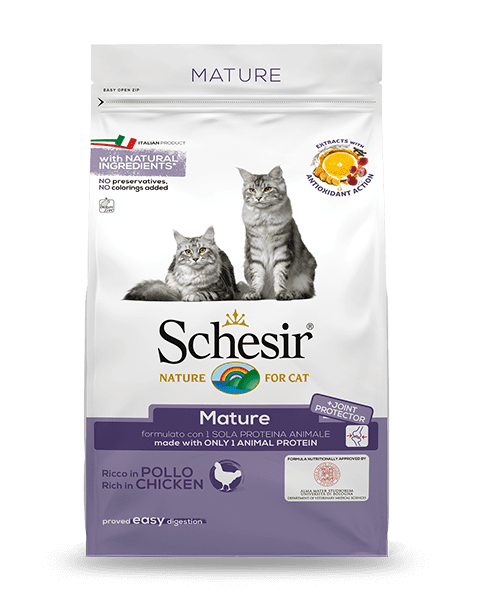 , Original Cat Line, Schesir - Natural Food For Dogs And Cats