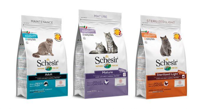 , Crocchette per gatti, Schesir - Alimenti Naturali Per Cani E Gatti