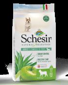 , Crocchette naturali per cani adulti – Small & Toy Adult Ricco in agnello sacco 2,24 kg, Schesir - Alimenti Naturali Per Cani E Gatti