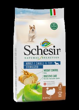 Natural Selection Adult: crocchette per cani adulti, Schesir - Alimenti Naturali Per Cani E Gatti